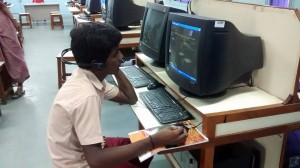 Engrossed in Tamil Version of Khan Academy Math